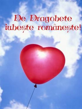 dragobete-balon