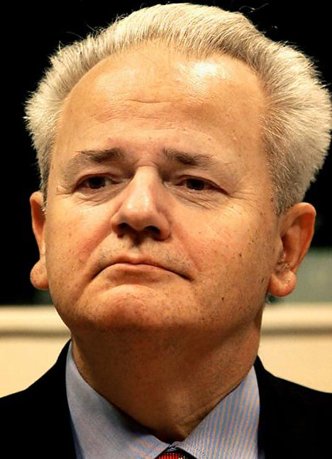 Slobodan Milosevic came to power in 1987 with the rise of Serbian nationalism following the fall of the Berlin Wall and Soviet communism.