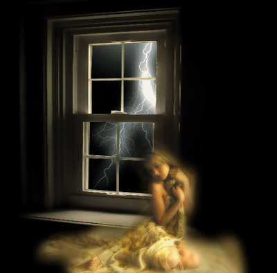 fulgere la fereastra