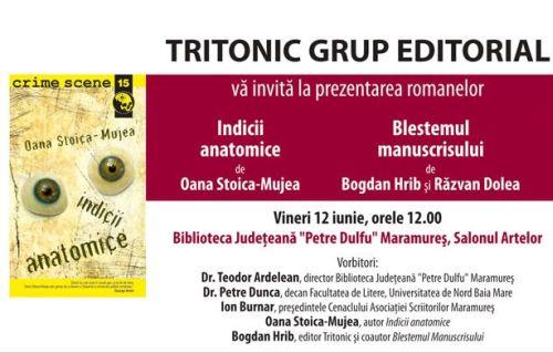 lansare carte bm-tritonic