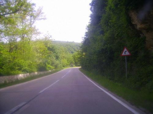 drumul Oraviţa-Moldova Nouă