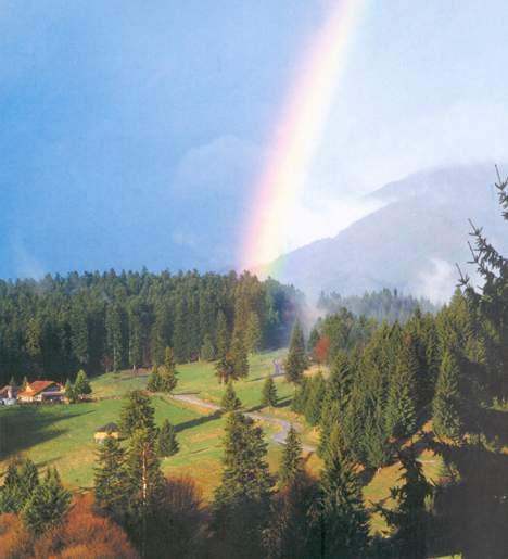 Copy of Peisaj cu curcubeu