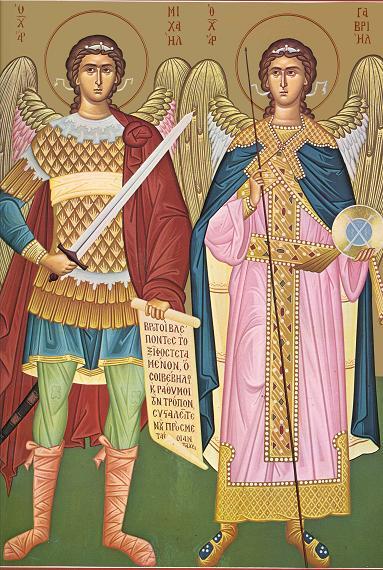 Sfintii Mihail si Gavrila 8-11