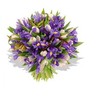 Aranjamente Florale Flori Albastre 5 300300 Sfinxul