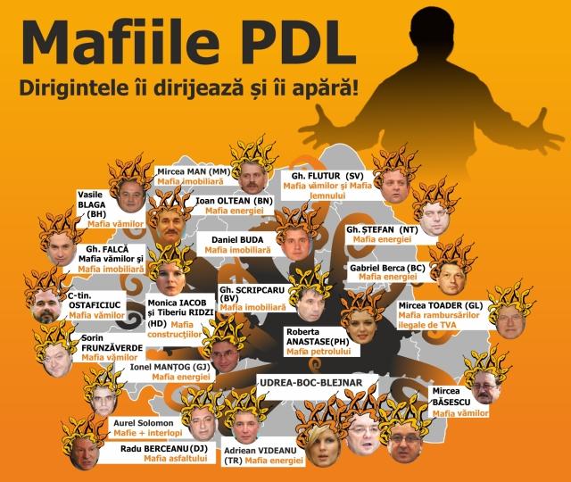 mafiile-pdl