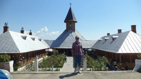 manastirea sf ana orsova